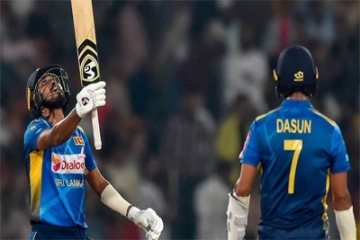 Sri Lanka defeats Pakistan by 13 runs in 3rd T20 3