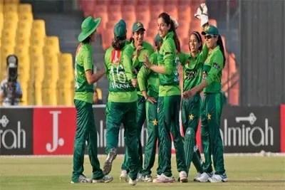 Bangladesh Women vs Pakistan Women, 1st T20I 3