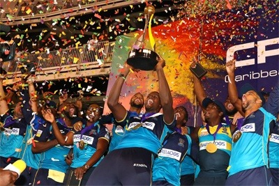 CPL 19 Final: Barbados Tridents are the Champions