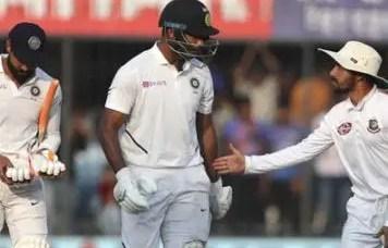 Bangladesh vs India, Day 2 of 1st Test 2