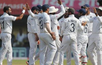 India defeats Bangladesh in the 1st Test 1
