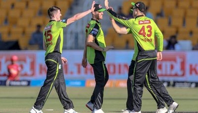 Maratha Arabians vs Qalandars, Qualifier 1