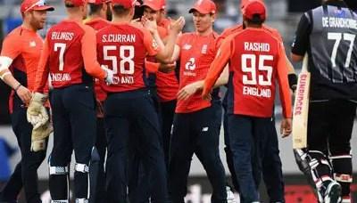 New Zealand vs England, 5th T20I 1