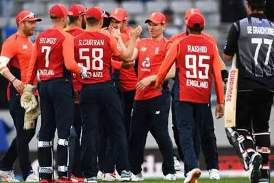 New Zealand vs England, 5th T20I 3