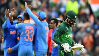 No Pakistanis for World XI and Asia XI – BCCI 5