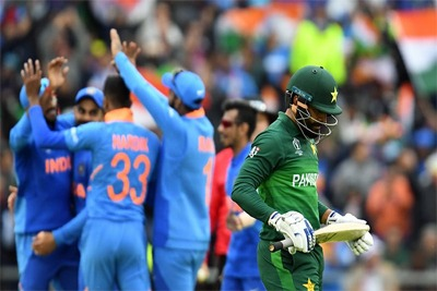No Pakistanis for World XI and Asia XI – BCCI 2
