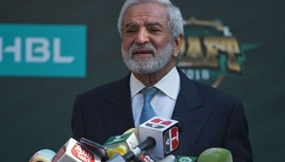 Ehsan Mani assures that Pakistan is a safe country 4