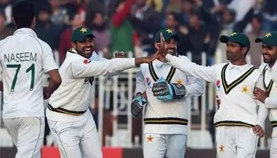 Pakistan vs Sri Lanka, Day 1 of 1st Test 2