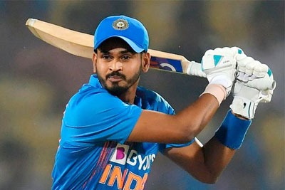 Shreyas Iyer to end India's search for No. 4