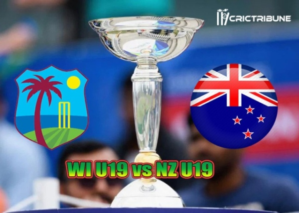 WI U19 vs NZ U19 Live Score Super League Quarter-Final 1 of U19 WC between West Indies U19 vs New Zealand U19 on 29 January 2020 Live Score & Live Streaming