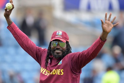 Pakistan is one of the safest places – Chris Gayle 2
