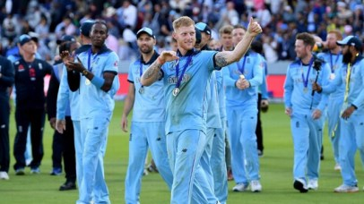 ICC awards: Ben Stokes awarded Player of the Year 5