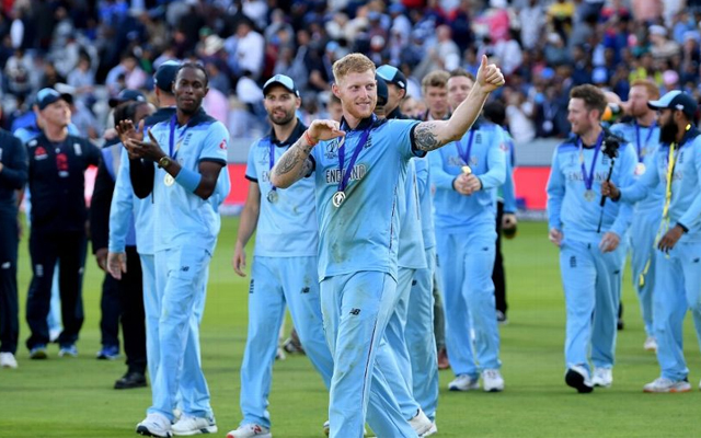 ICC awards: Ben Stokes awarded Player of the Year 2