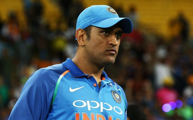MS Dhoni not included in BCCI's annual contract list 2