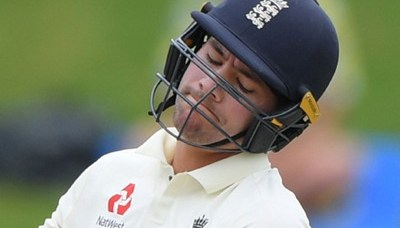 Rory Burns ruled out of South Africa series 2