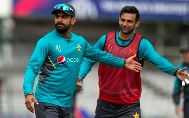 """""""Hafeez, Malik eager to groom youngsters"""""""