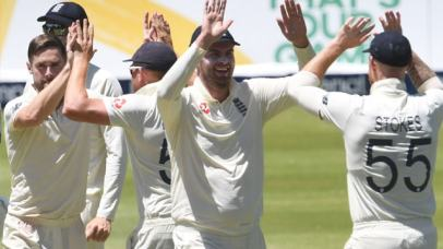 England secures 3-1 series victory after Mark Wood's 9-wicket haul 2