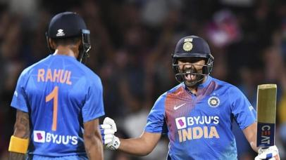 Rohit Sharma's back-to-back sixes secure 3-0 series lead for India 1