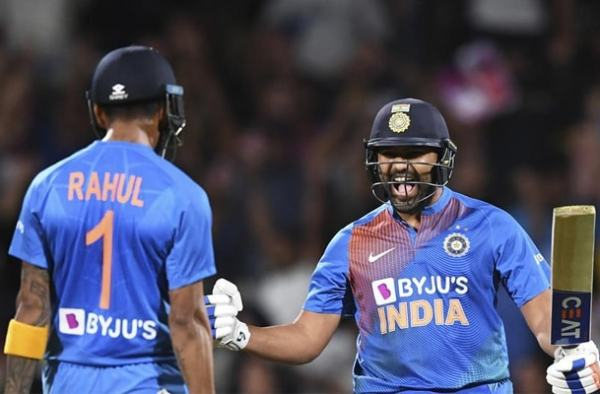 Rohit Sharma's back-to-back sixes secure 3-0 series lead for India 4