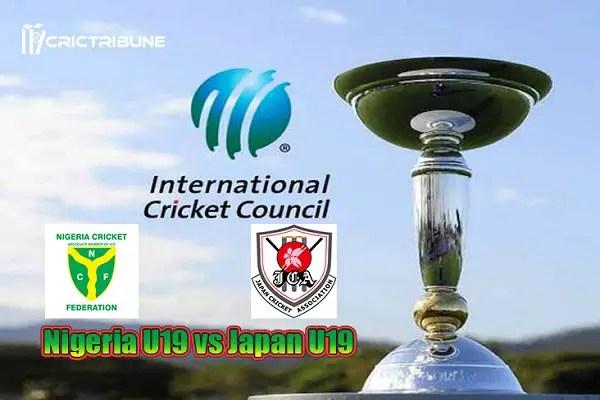 NIG U19 vs JPN U19 Live Score 15th Place Playoff of U19 WC between Nigeria U19 vs Japan U19on 1 February 2020 Live Score & Live Streaming
