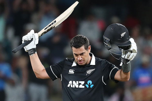 Ind vs NZ 1st ODI: Ross Taylor guides New Zealand to an easy win
