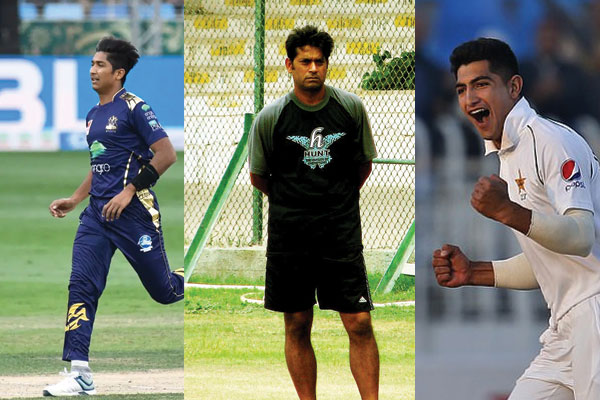 Three Pakistani youngest pacers to do hat-tricks