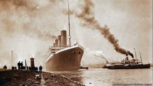 novas fotos titanic