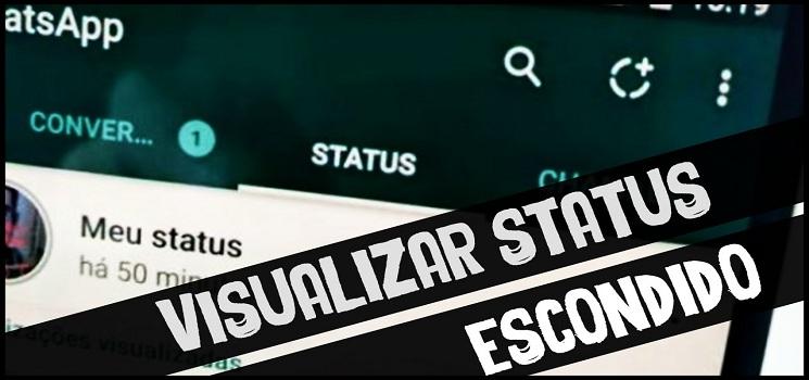 Como ver o status do WhatsApp sem que a pessoa saiba