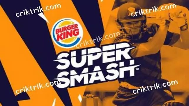 Super Smash 2018-19 Today Match Prediction