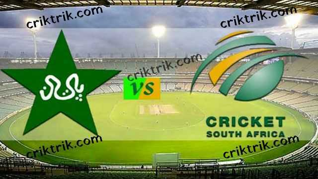 south africa vs pakistan today match prediction