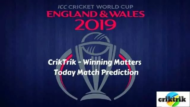 AUS vs ENG Today Match Prediction - 2nd Semi-Final - World Cup 2019