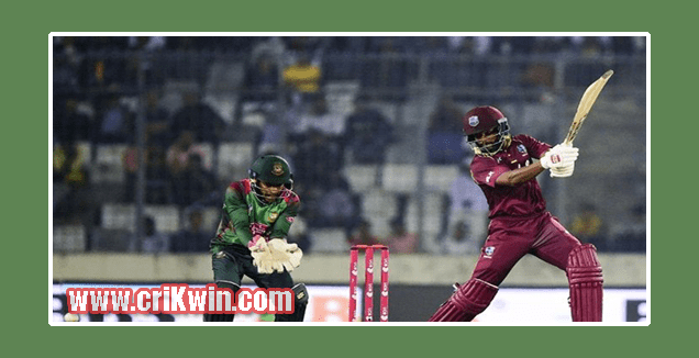 Who Win Today 2nd T20 Match Bangladesh vs Windies