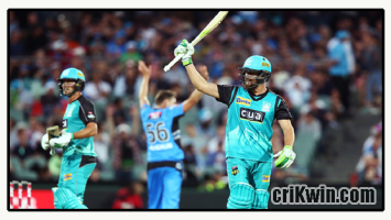 Who Win Today BBL 2018 1st Match Brisbane Heat vs Adelaide Strikers