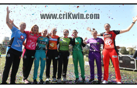 Who Win Today BBL 22nd Match Sydney Thunder Women vs Hobart Hurricanes Women