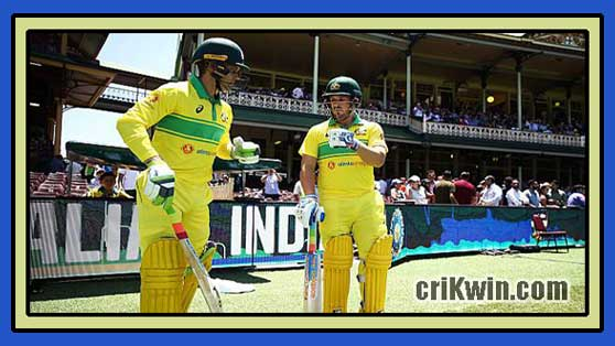 Who Win Today 2nd ODI Match Australia vs India