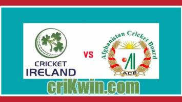 AFG vs IRE 1st T20 Today 1st T20 Match Prediction Tips