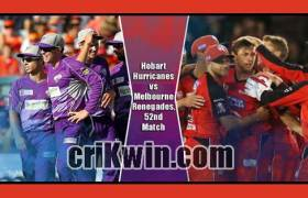 HBH vs MLR Match Reports BBL T20 52nd 100% Sure Match Prediction