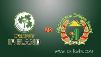IRE vs AFG 1st ODI Match Prediction