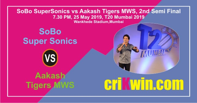 Cricket Match Prediction 100% Sure AT vs SS MPL T20 Semi Final T20 Mumbai