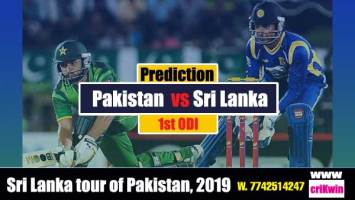1st ODi Today Match Prediction Raja Babu Lanka vs Pak CBTF Cricket Tips Match Cricket Match Tips SL vs Pak