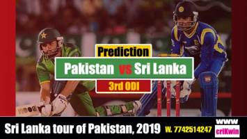 3rd ODi Today Match Prediction Raja Babu Lanka vs Pak Today winning team Match Cricket match predictions 100 sure Pak vs SL