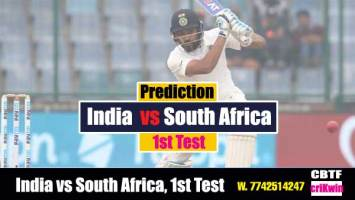 Test Match Today Match Prediction Raja Babu RSA vs Ind 1st Test Match Cricket match predictions 100 sure SA vs Ind