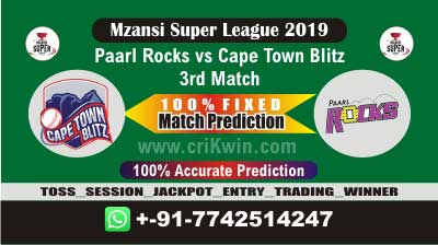 MSL 2019 Today Match Prediction CTB vs PR 3rd Match Who Will Win