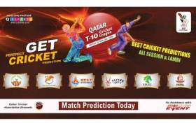 Qatar T10 League Match Prediction PEA vs FAL 12th 100% Sure Win