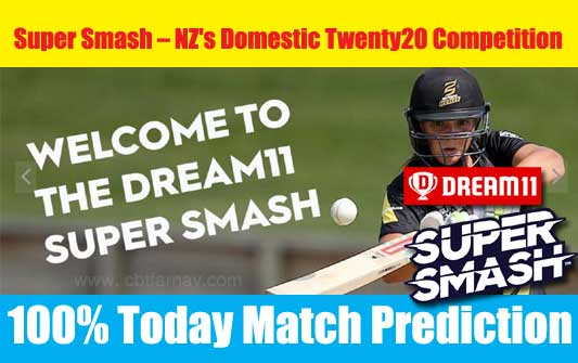 Super Smash T20 Today Match Prediction OTG vs AUK 2nd 100% Sure