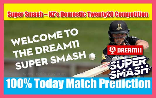 today match prediction Super Smash
