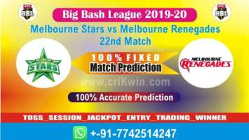 BBL 2020 Today Match Prediction MLR vs MLS 22nd 100% Sure Win