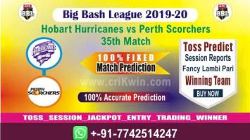 PRS vs HOB cricket win tips