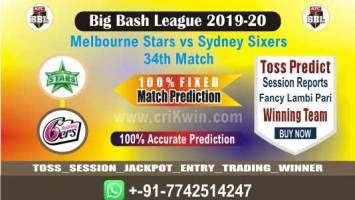 SIX vs STA cricket win tips
