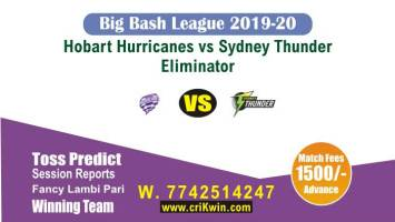 SYT vs HBH cricket win tips